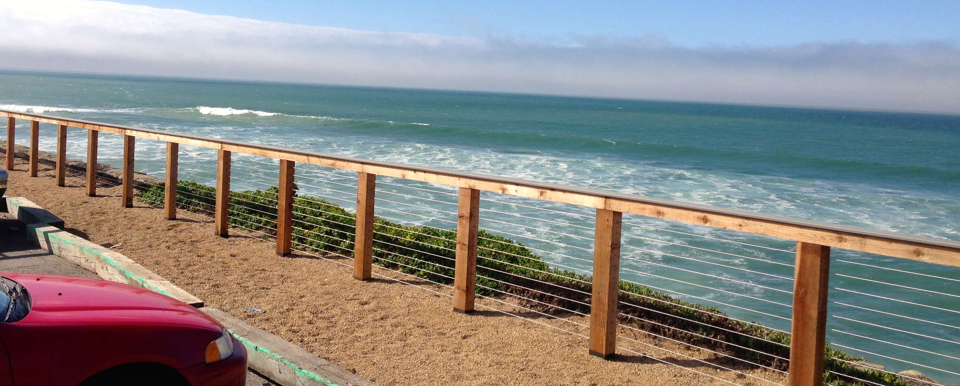 Josh Heckman Construction Installs Stainless Steel Cable Railings